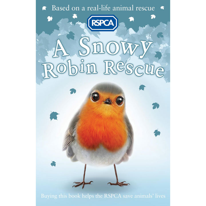 RSPCA Snowy Robin Rescue Book