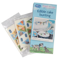Baked with Love RSPCA Cake Bunting