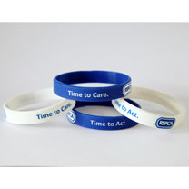 RSPCA Charity Wristband - Adult Size Blue