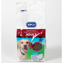 RSPCA Complete Adult Dog Food - 4 x 2kg
