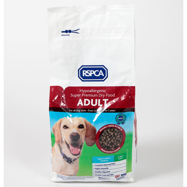 RSPCA Complete Adult Dog Food