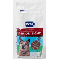 RSPCA Complete Senior / Light Dog Food