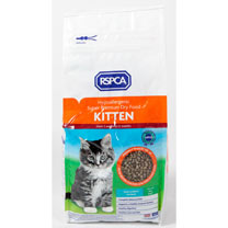 RSPCA Complete Kitten Food
