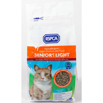 RSPCA Complete Senior / Light Cat Food