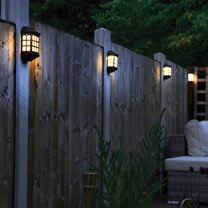 Deluxe LED Solar Lights