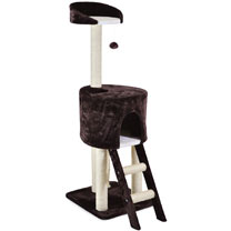 RSPCA Acticat Tree House Cat Scratching Post