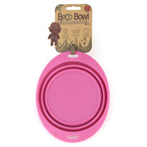 Beco Travel Bowl - Large Pink