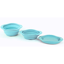 Beco Travel Bowl - Large Blue