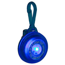 Rogz RogLite Safety Light - Blue