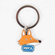 Mixed Pack of RSPCA Animal Keyrings