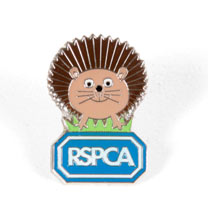 Mixed Pack of RSPCA Animal Pin Badges