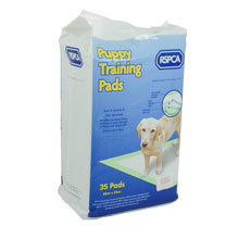 RSPCA Puppy Training Pads (35)