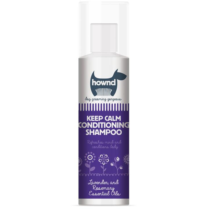 HOWND Keep Calm Conditioning Dog Shampoo - 250ml