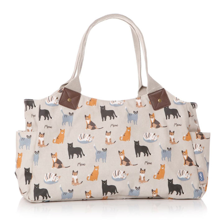 Meow Cat Day Bag