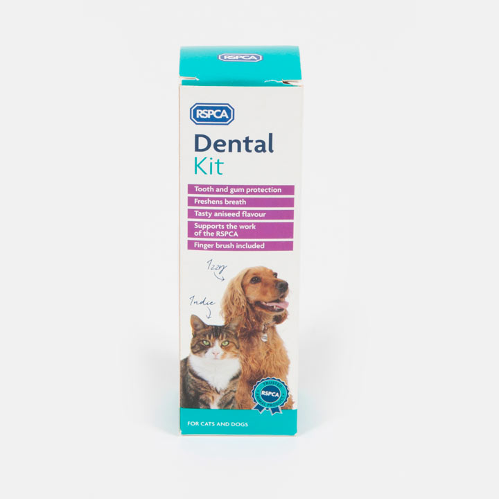 RSPCA Dental Kit