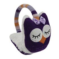Cosy Ear Muffs - Owl