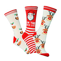 Novelty Christmas Socks - Ladies & Gents