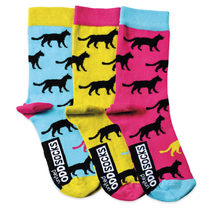 Cat or Dog Socks - Ladies