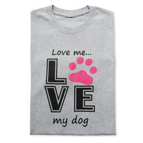 Love & A Dog T-Shirt