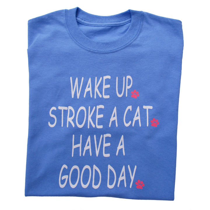 T-Shirt Wake Up
