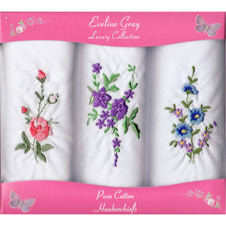 Ladies Hankies