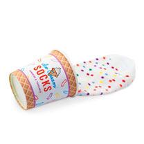 Ice Cream Socks Hundreds & Thousands - Ladies