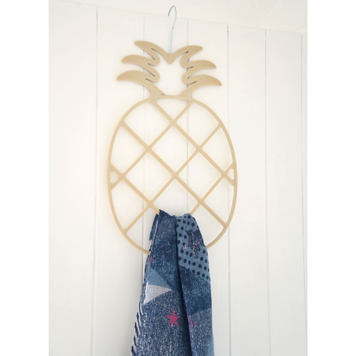 Pineapple Scarf Hanger