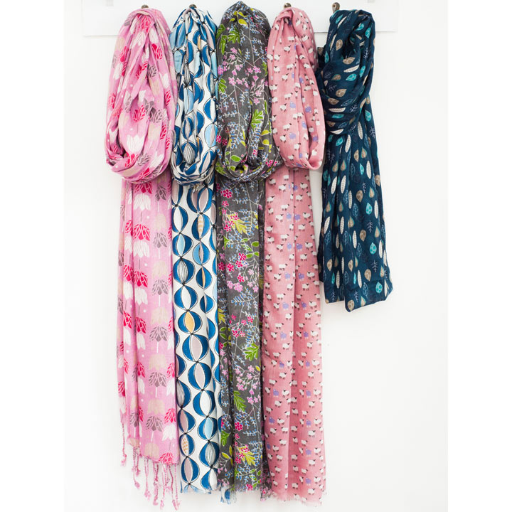 Scarves - Classic Collection