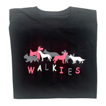 T-shirt Walkies