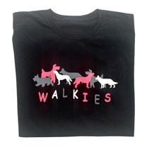 T-shirt Walkies