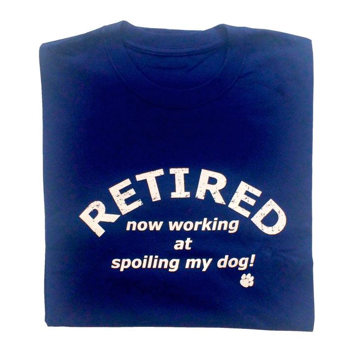 T-shirt Retired