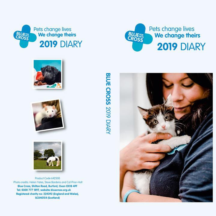 Blue Cross Diary