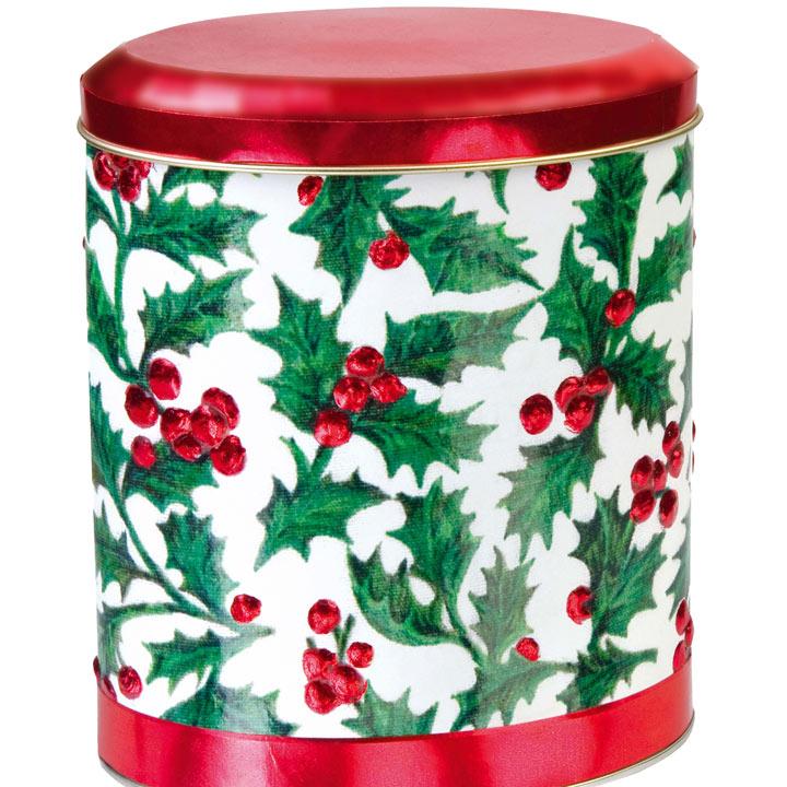 Winter Berries Chocolate Fudge