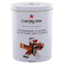 Caorunn Gin Fudge
