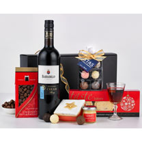 Sherry & Mince Pies Hamper