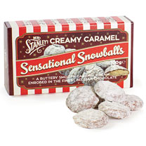 Caramel Snowballs