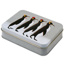 Penguin Tin