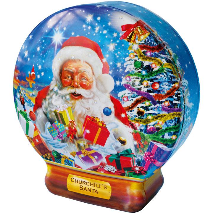 Santa Globe