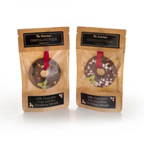 Chocolate Wreath Twin Pack