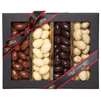 Chocolate Almond Selection