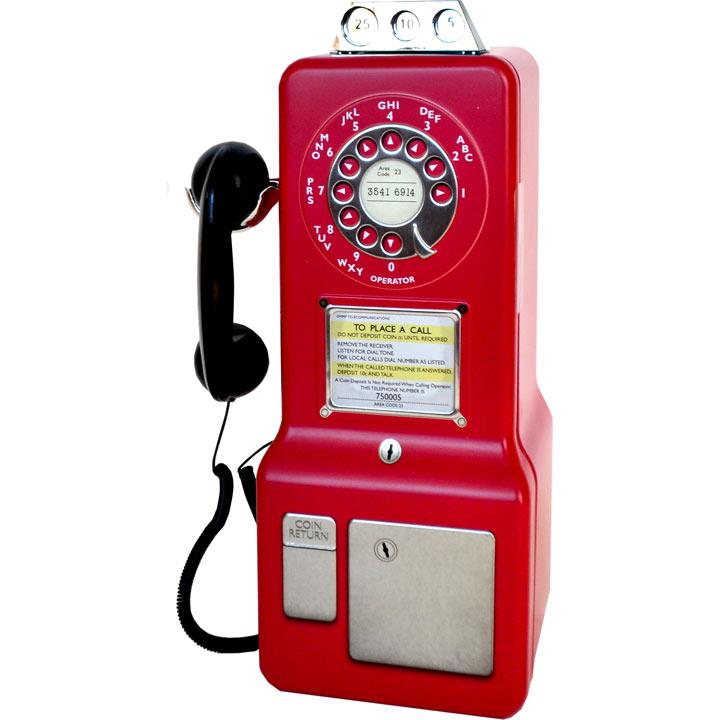 Telephone Tin