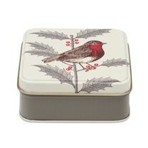 Robin Toffee Tin