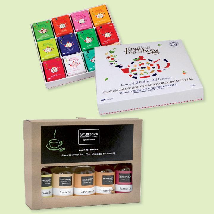 English Tea Shop & Coffee Shots Taster Set