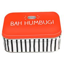 Bah Humbug Tin