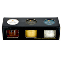 Truffle Oil Selection & Truffle Condiments