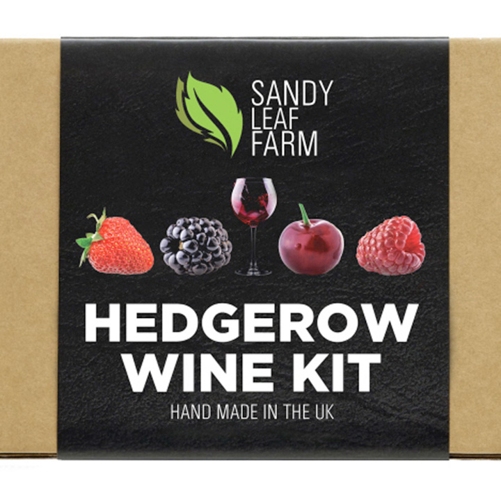 Home Brew - Hedgerow Wine Twin Pack