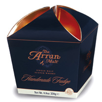 Arran Whisky Fudge
