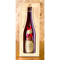 Chocolate Prosecco Bottle