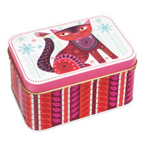 Cat Tin with Sweets