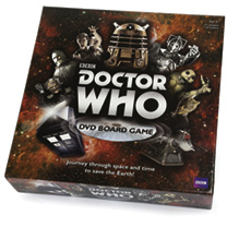 Dr Who 50th Anniversary Game